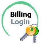 Login to your billing account